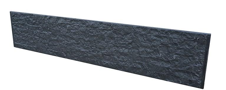 Graniet motief - antraciet
